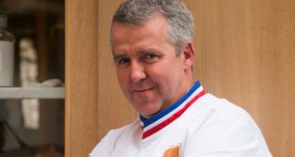 Frederic Lalos Meilleur Ouvrier de France - Restaurant étoilé Paris 2e