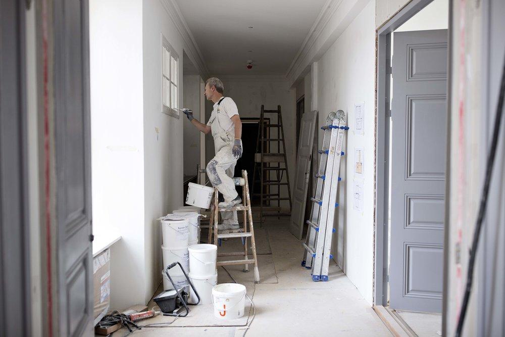 Renovering -