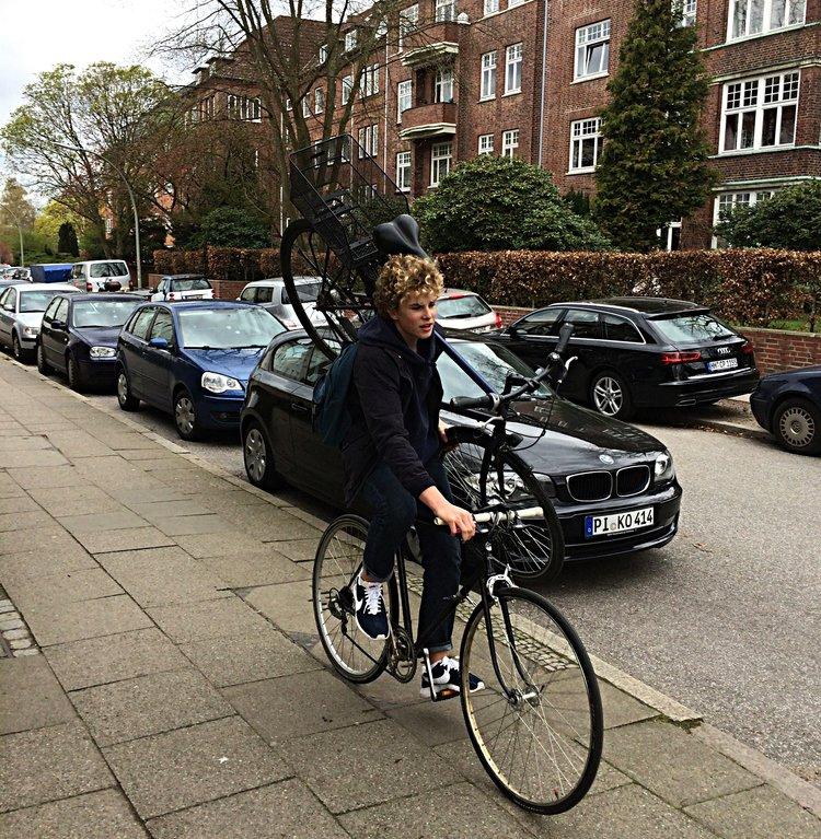 Arvid-Fahrrad-Hilfe