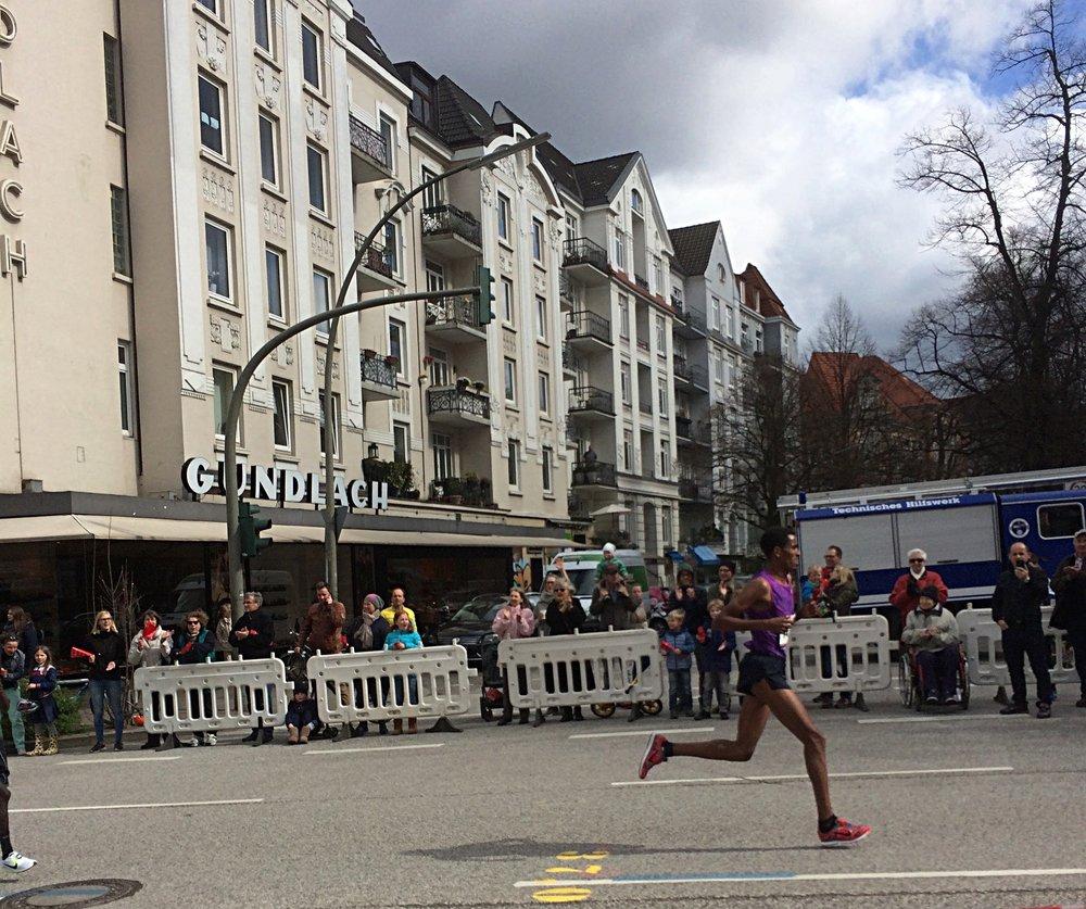 Marathon-Läufer