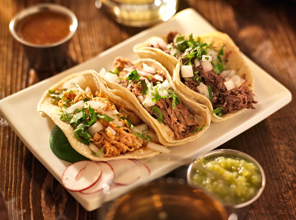 Tacos slik de skal være