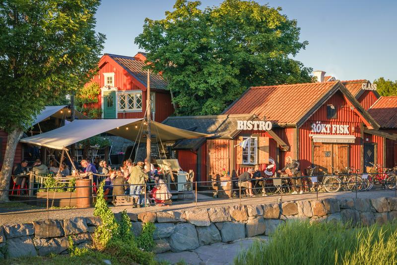Utforsk Stockholms vakre skjærgård