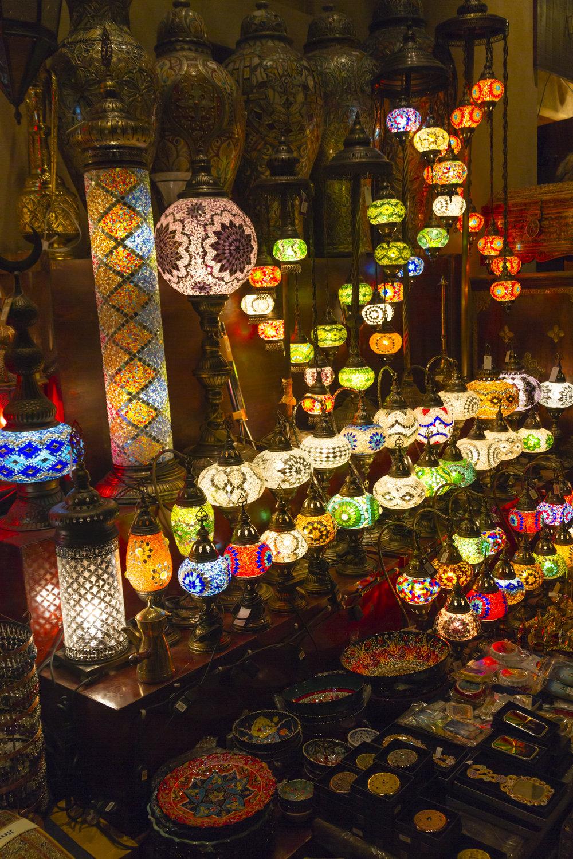 Arabiske lamper