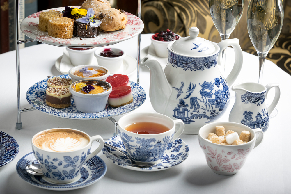 Klassisk Afternoon Tea