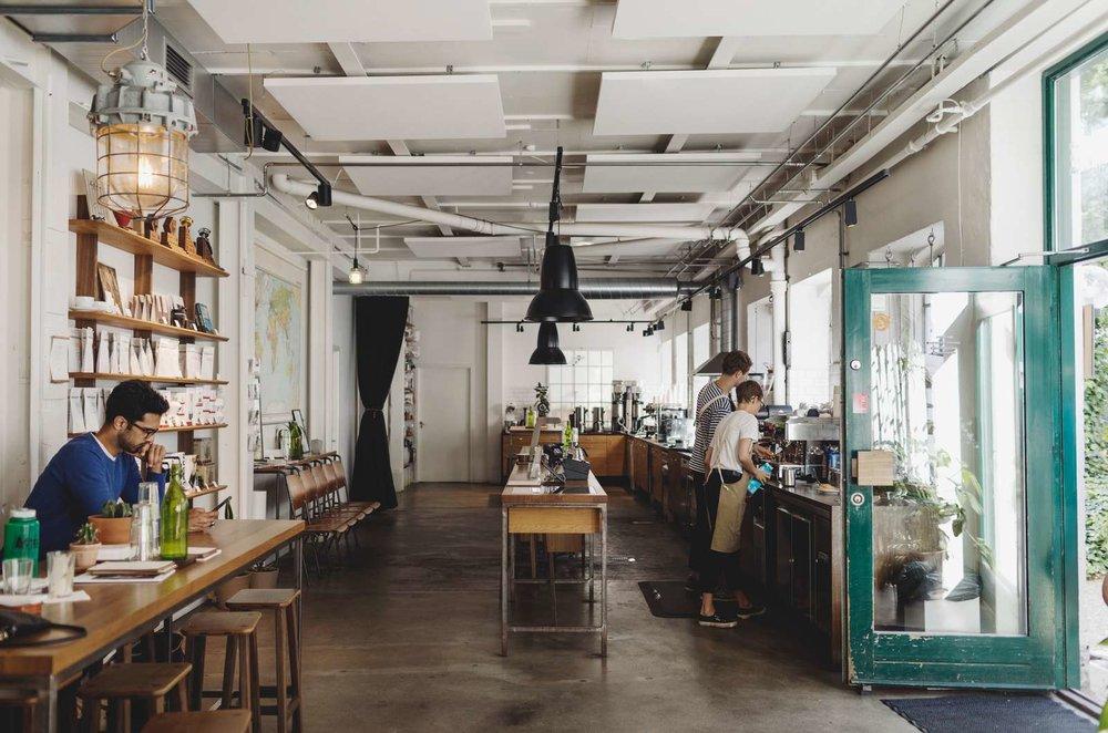 Københavns beste kaffebar
