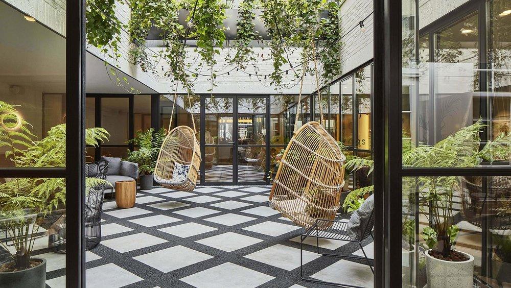Kimpton De Witt er et av våre favoritthoteller i Amsterdam. Et spennende hotell med god atmosfære og service  Photo courtesy: Kimpton Hotels