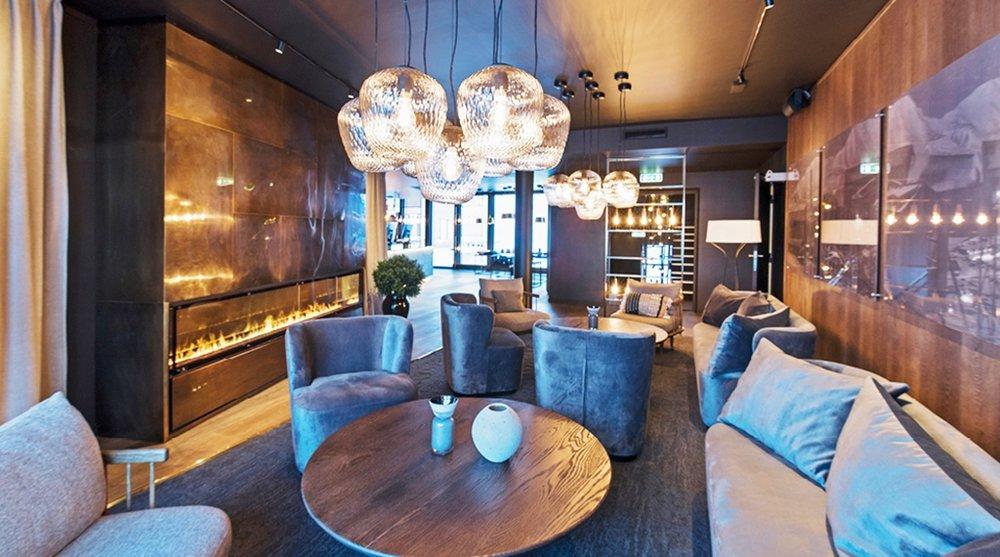 Sjarmerende Funken er et spennende og hyggelig hotell perfekt for en gruppe.  Photo courtesy: Nordic Choice Hotels