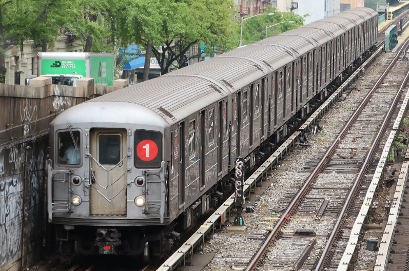 The New York City subway has 472 stations and 27 subway lines, making it largest system in the world.  Photo Credit: Wikimedia Commons