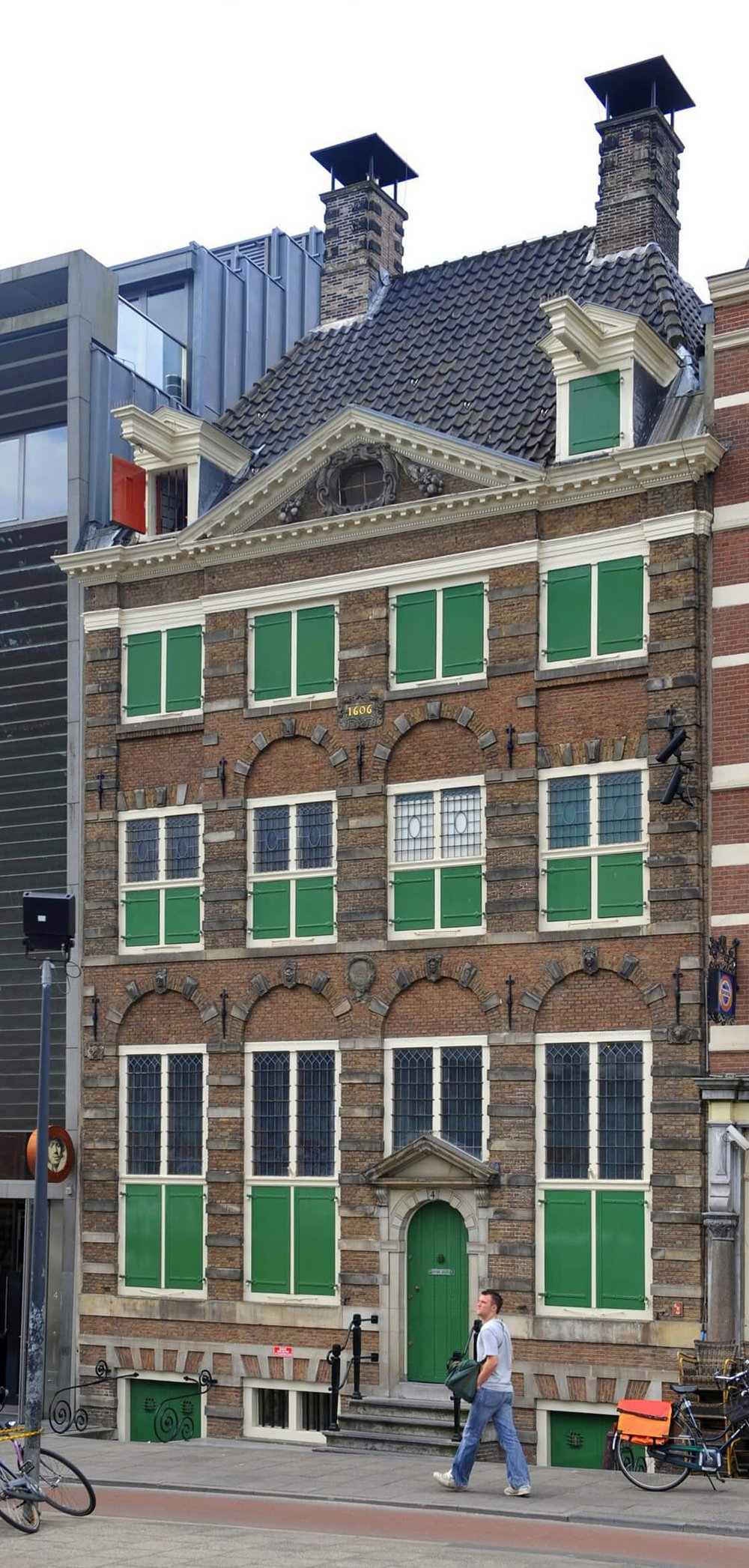 Rembrandt's house