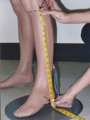 9. Kick Pleat Measurement