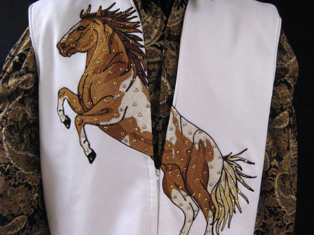 Horse Vest Charlie Paciullo Close.jpg