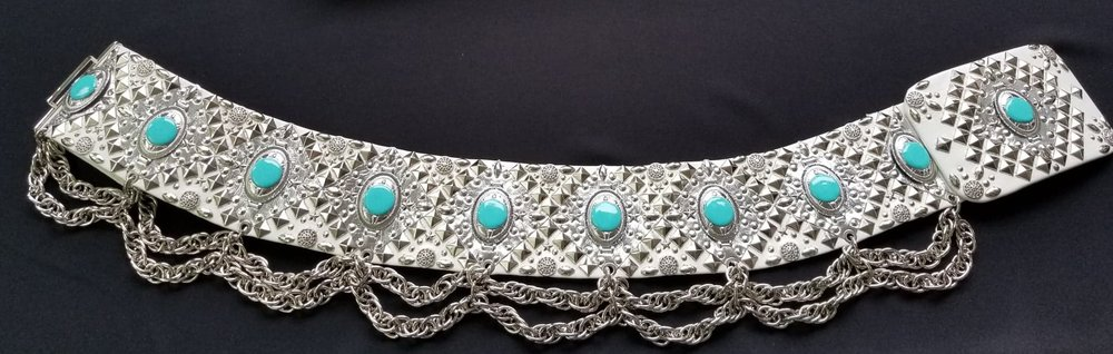 Turquoise Concho Belt Custom Full.jpg