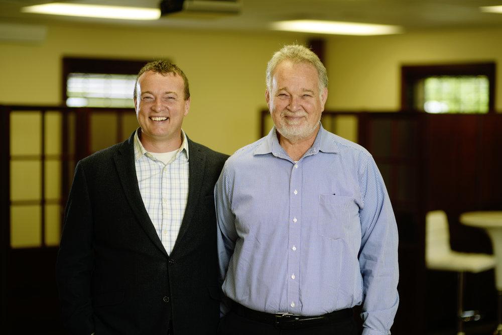 Ben & Richard Putnam