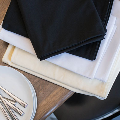 Polyester Tablecloths - VARIOUS SIZES AND SIZES, 6.8 OZ.