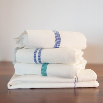 Herringbone Kitchen Towels - 15 X 26 CS / 15 X 29 CS / 21-27 OZ.