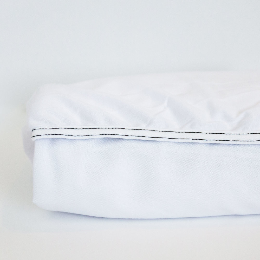 Light Weight Knitted Fitted - 24 OZ, ENVELOPE POCKET, 100% POLYESTER