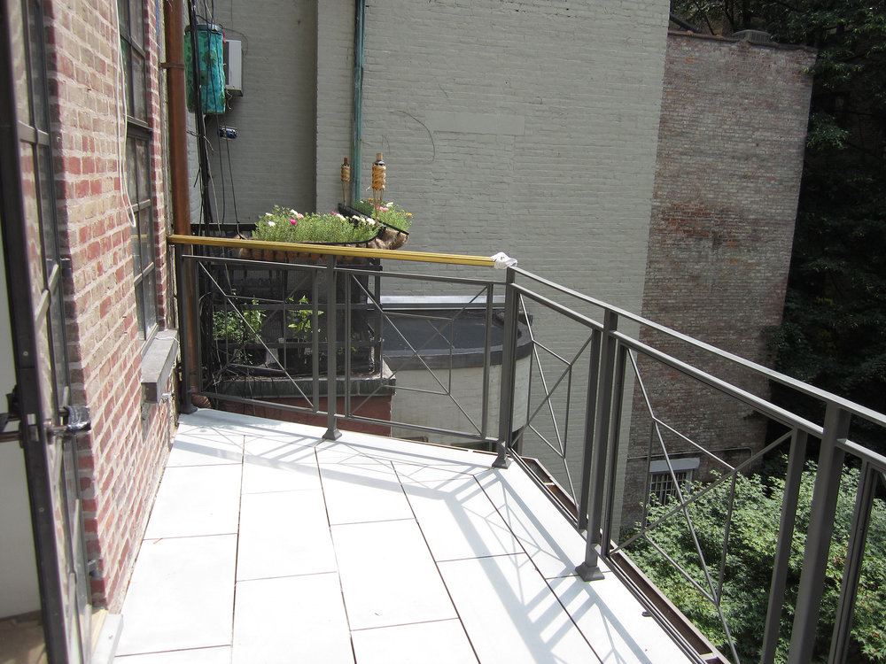 Residential terrace restoration, Chelsea