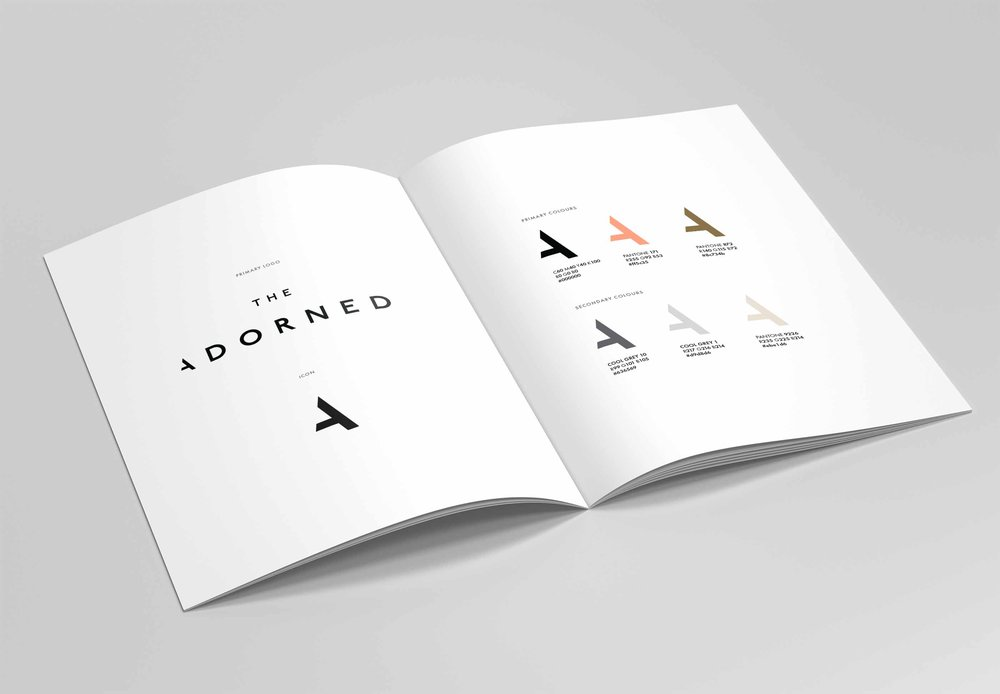 Line and Dot Creative Style Guide
