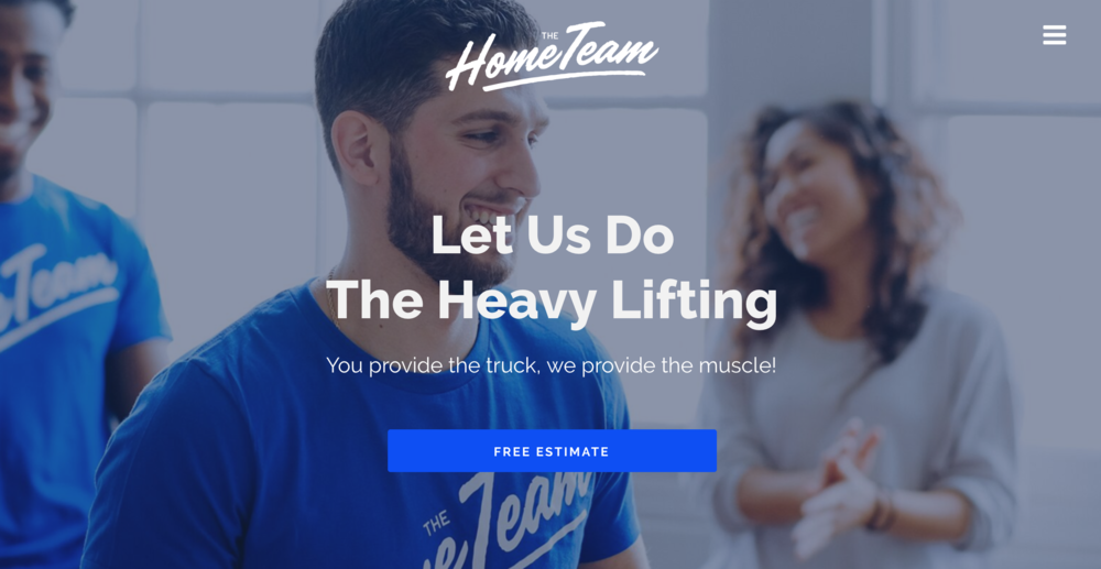 The Home Team moving company Hillman 2018