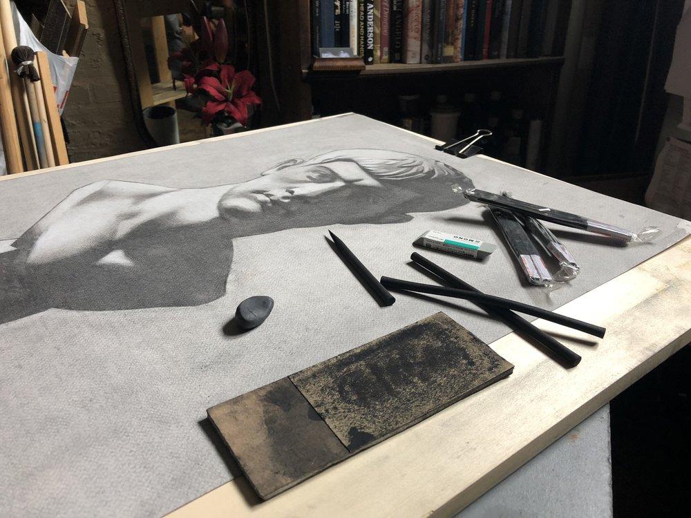 Drawing Materials -