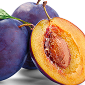 Plum Extract  Reinforces antioxidant defense to protect skin against oxidative stress, which improves skin radiance.