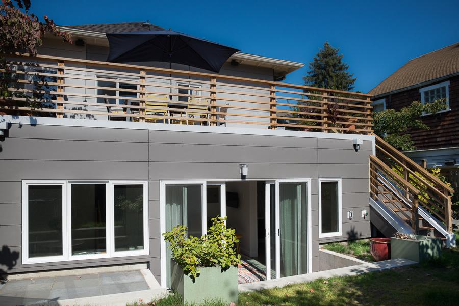 Garden studio architecture