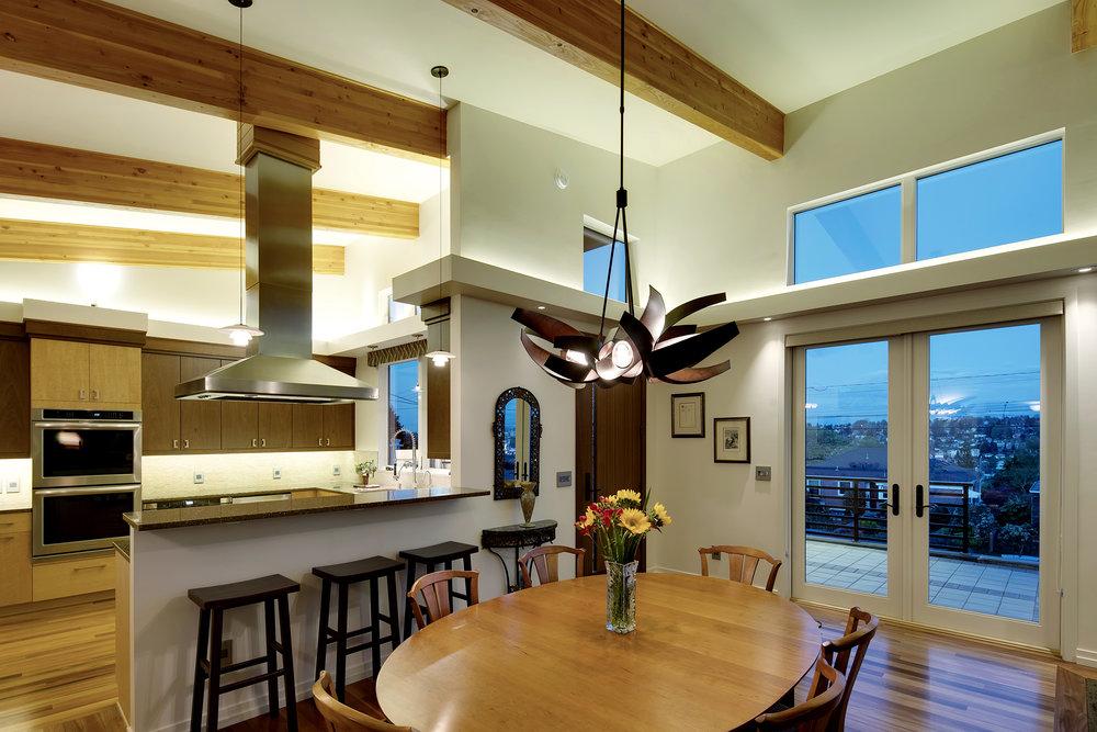 Kitchen Modern architecture