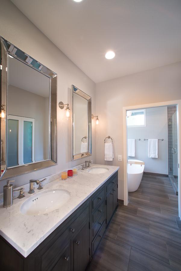 Bathroom architecture