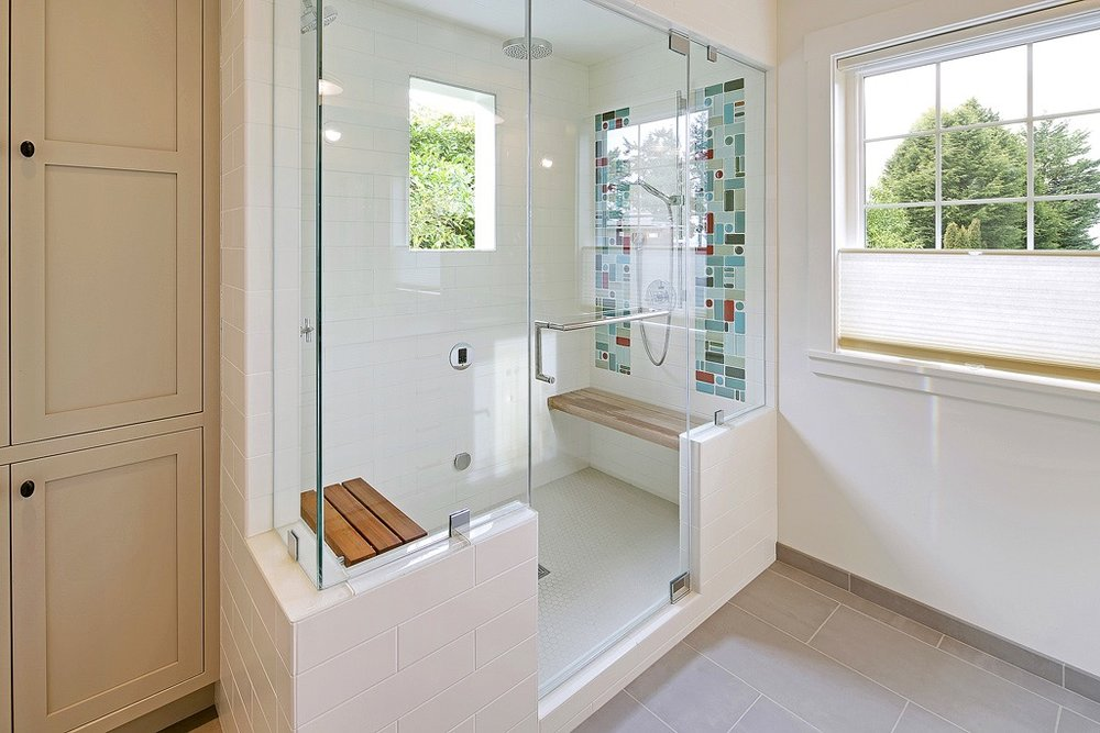 Luxury Bathroom architecture