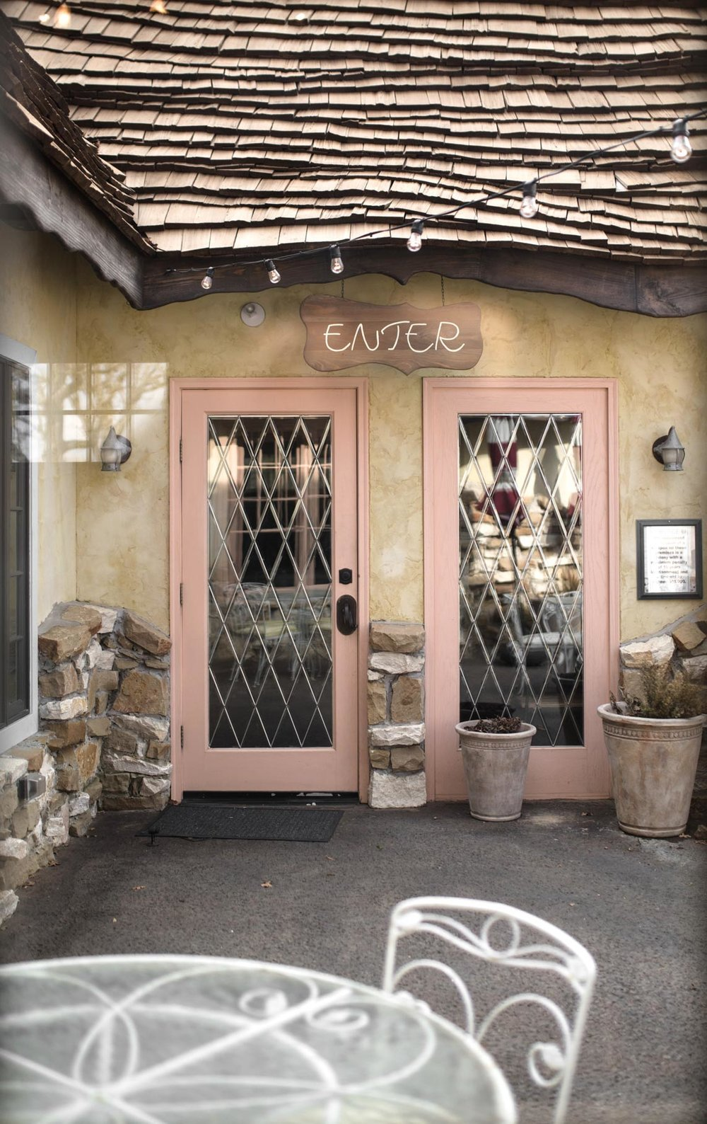 Kimzey's Coffee Shop Argyle Texas Hayhurst Brothers