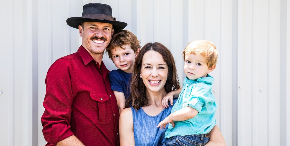 Seth Hayhurst Family