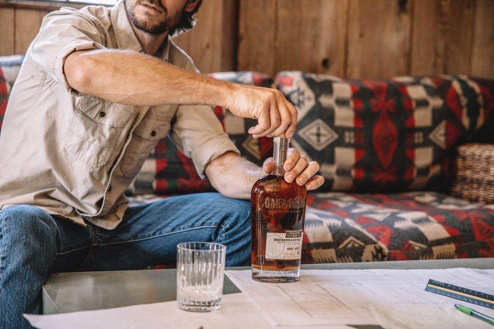 Hayhurst Brothers Oak & Eden Whiskey