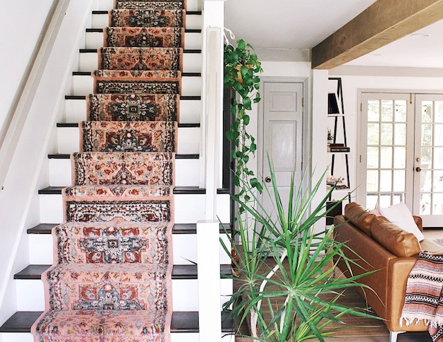 I Keep Drooling Over The New Oh So Plush, Peach Stair Runner I Installed On  My Stairs This Week. Entirely On My Own, Mind You, AND Over The 3   4 Ou0027 ...