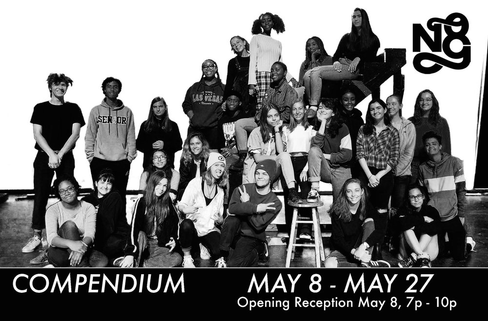 COMPENDIUM - An exhibition of Grady High School Advanced Portfolio Development Students 2018.May 8 - May 27, 2018