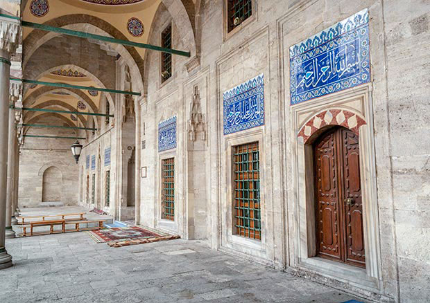 The Sokollu Mehmet Pasha Mosque / Photo © Islamic Arts Magazine