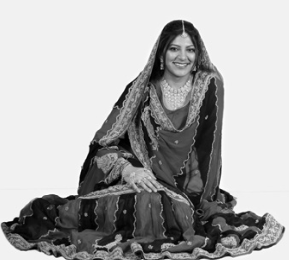 Nama Khalil, 2008, Mediha, Pakistan, Where Are You From? Series, 22 × 32 in. Reproduced with the kind permission of the artist.