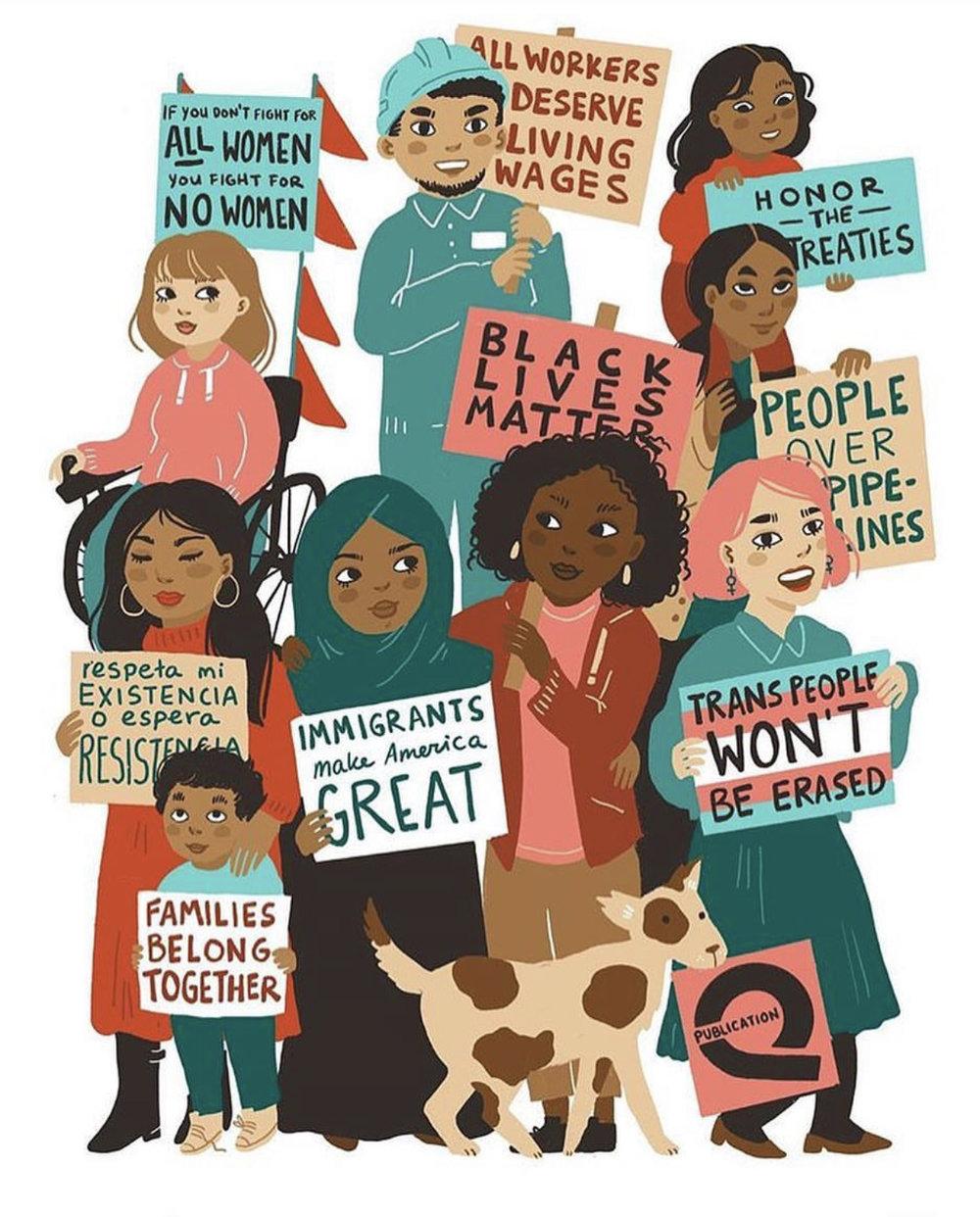 Image by @18millionrising