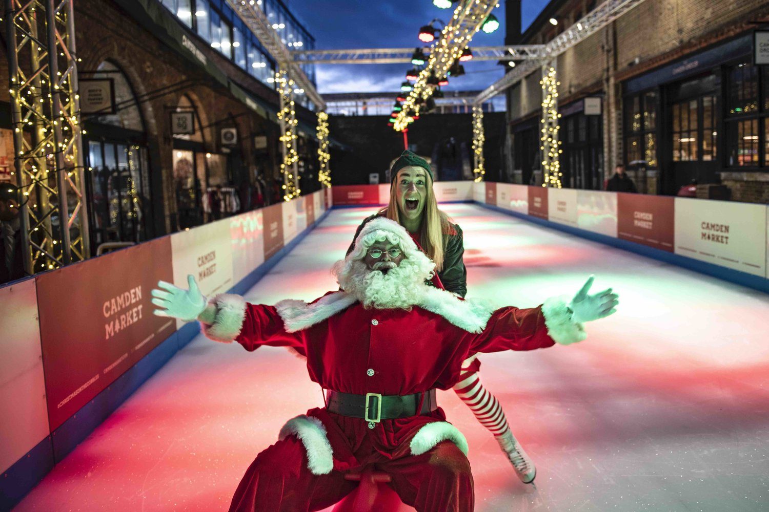 Hans Gretel Glide Into Camden Market With Uk Debut In Time For The Festive Season Aver