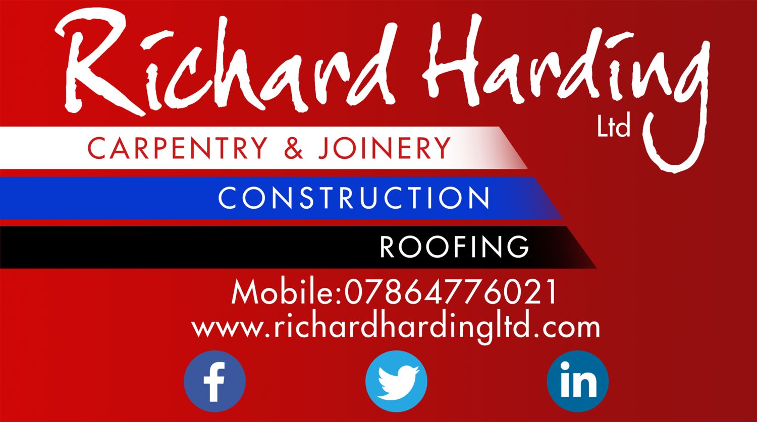Richard Harding Ltd | Builders Plymouth | Carpenters Plymouth | Carpentry Plymouth