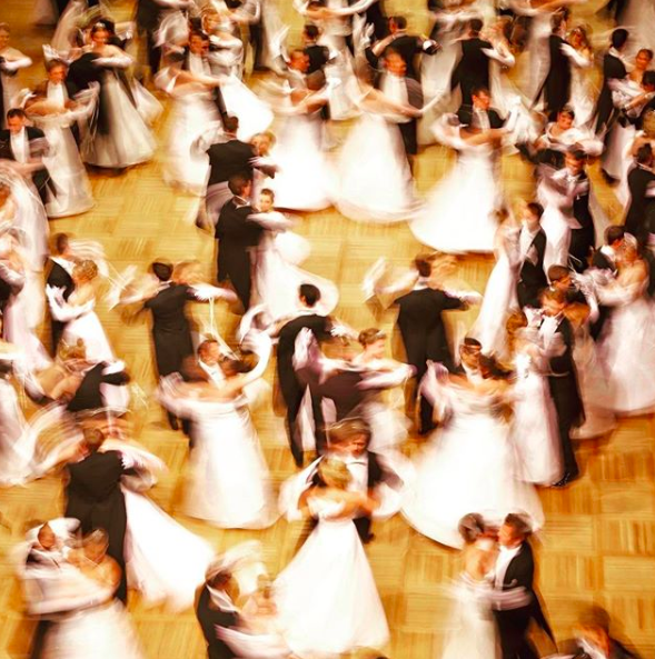 LEARN TO WALTZ & ATTEND A BALL