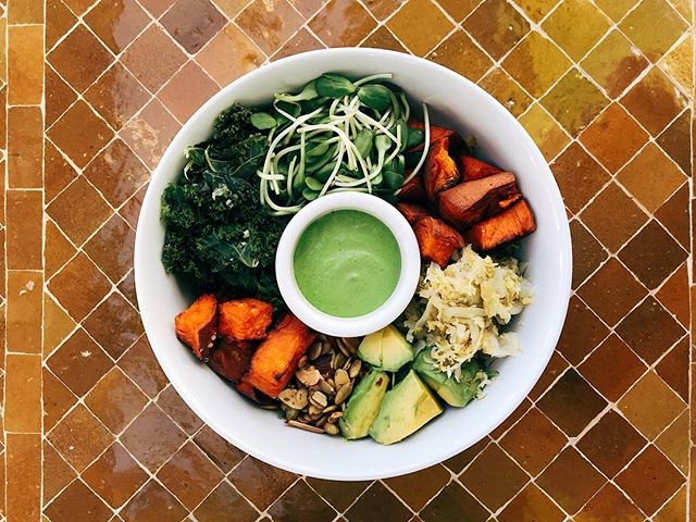 Treat your body, mind and soul with our healthy belly bowl 🤗