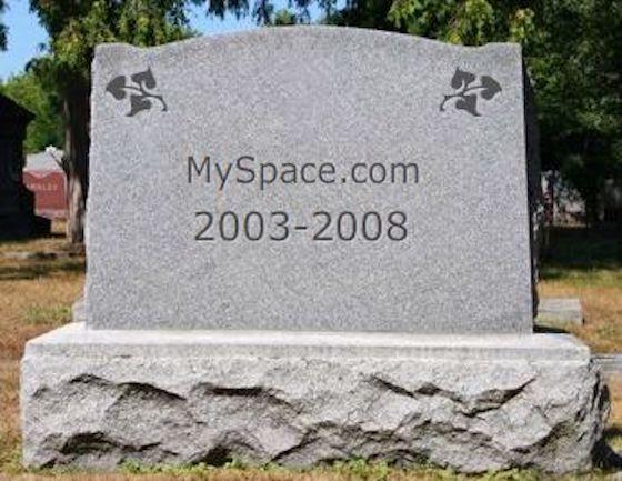 rip-myspace