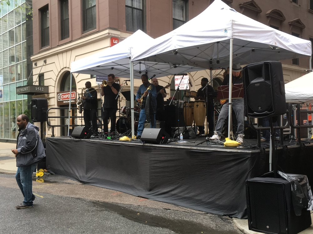 2018 Rittenhouse Row Spring Festival