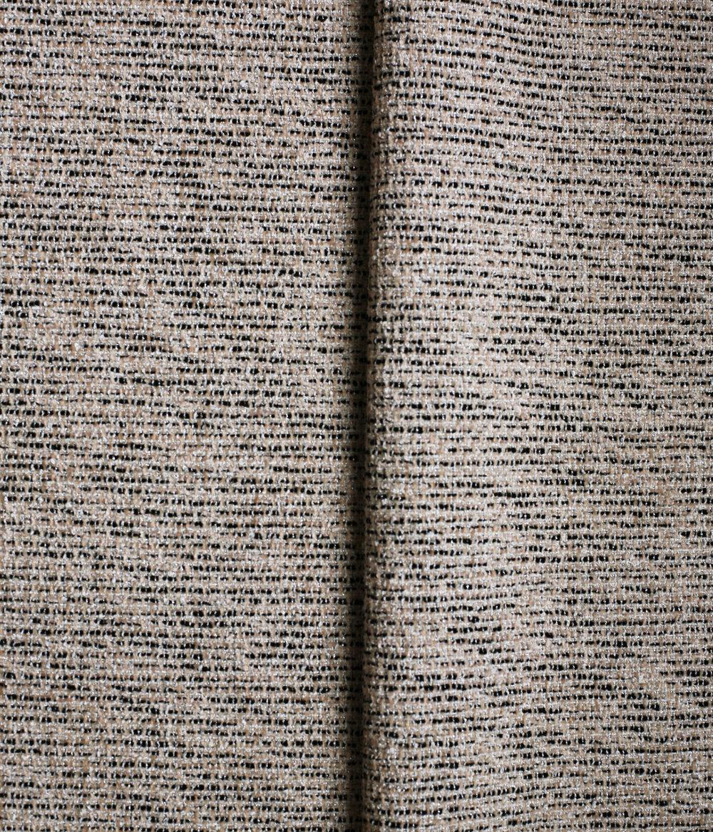 Broken Tweed - Pink, White, Black, Silver