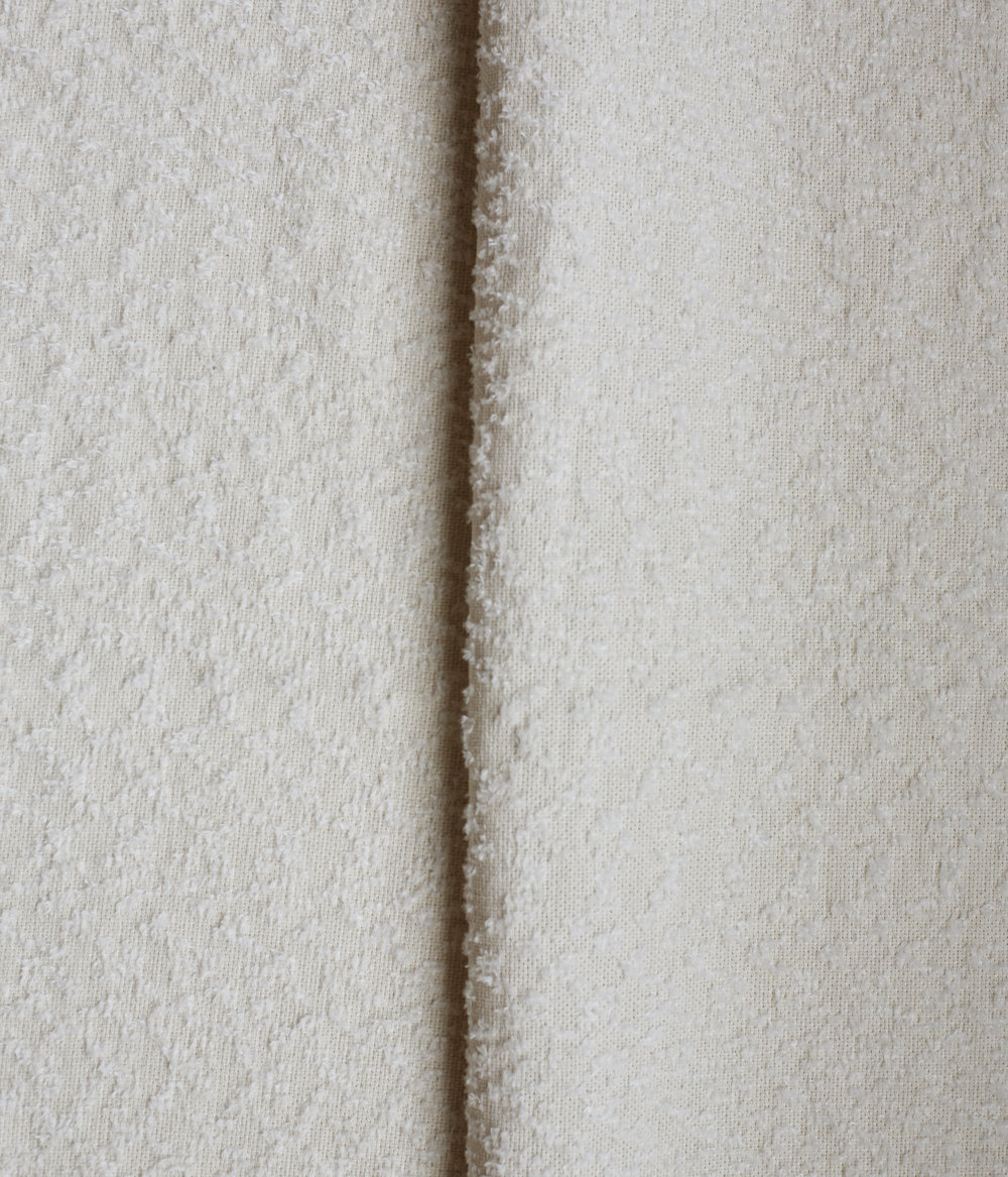 Louis - Ivory/White