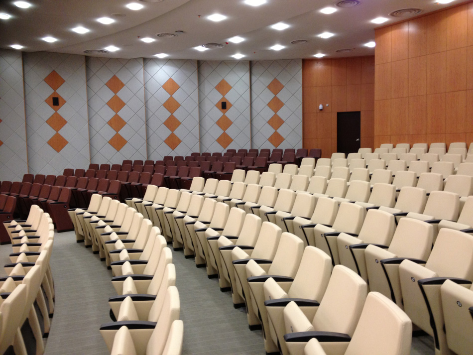 Theaters & Auditoriums Proper Acoutics