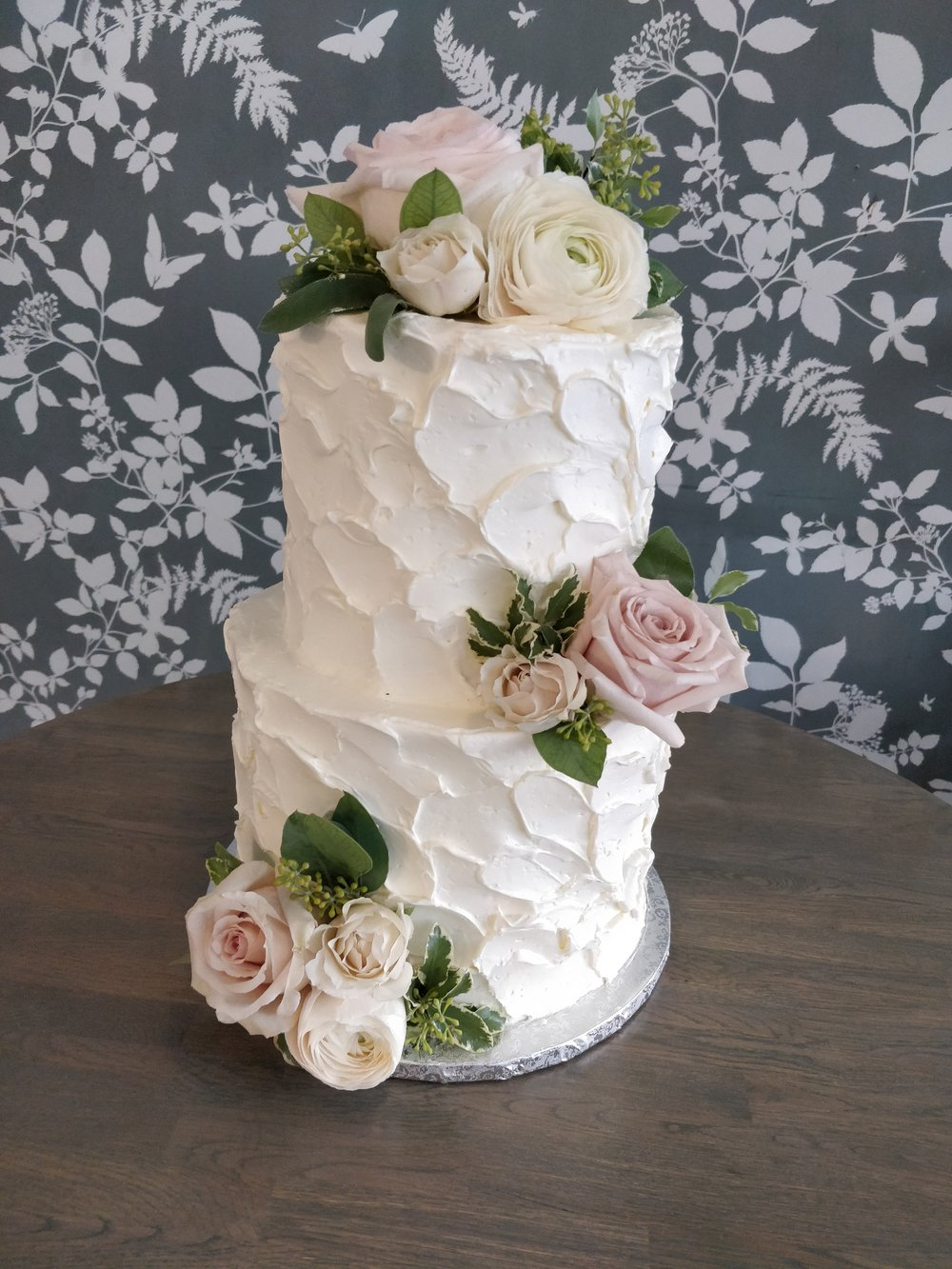 RUSTIC BUTTERCREAM