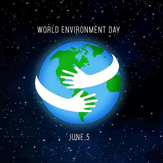 """The Earth is 4.6 billion years old. Let's scale that to 46 years. Humans have been here for 4 hours, the industrial revolution began 1 minute ago, and in that time we've destroyed more than half the world's forests."" -  #WorldEnvironmentDay 🌎"