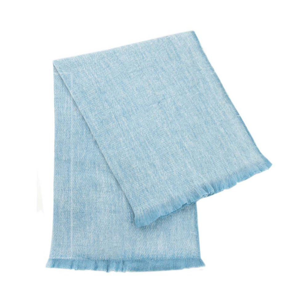 ARCHIVE NEW YORK - FUZZY BLANKET - CLOUD BLUE $115