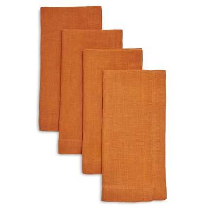 Linen Napkins, Set of 4 $39.95